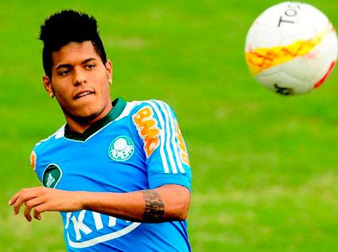 Em jejum ha cinco jogos Leandro artilheiro do Palmeiras diz nao se preocupar