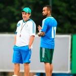 Wesley viaja para jogar em Góias neste sábado com elenco do Palmeiras