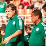 Com desfalques no Palmeiras, Gilson Kleina mantem três volante para o jogo contra ABC -RN
