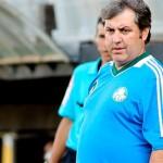 Gilson Kleina deixa decisão do seu futuro em 2014 nas mãos da diretoria do Palmeiras