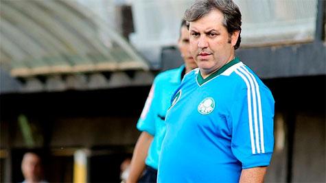 Gilson Kleina deixa a decisao do seu futuro em 2014 nas maos da diretoria do Palmeiras