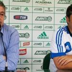Paulo Nobre renova o contrato com Gilson Kleina e promete reforços para 2014