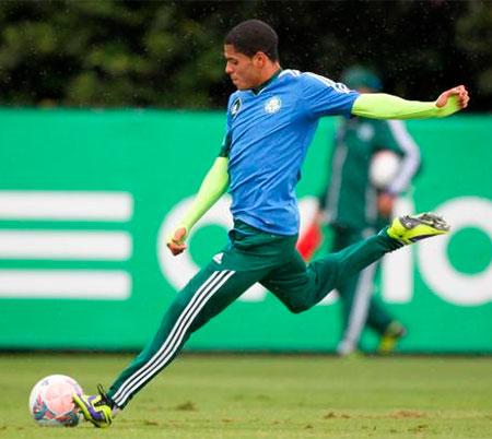 Gremio aumenta o valor da negociacao e o Palmeiras pode ficar sem Leandro