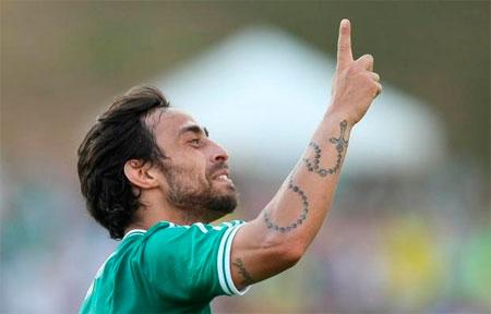 Palmeiras vence de goleada o Atletico de Sorocaba e segue com 100%  no Paulistao