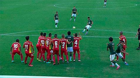 Palmeiras empata com Audax na setima rodada do Campeonato Paulista