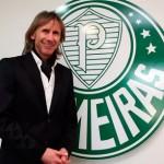 Gareca assina contrato com o Palmeiras até 2015