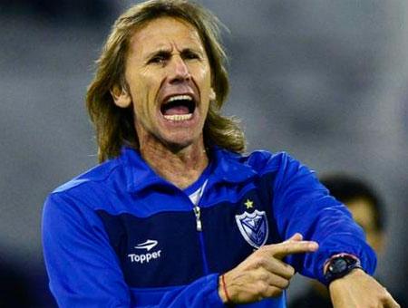 Palmeiras faz oferta para trainador Gareca e espera sua visita nessa quarta-feira para os detalhes