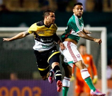 Palmeiras vence o Criciúma com o gol do argentino Cristaldo