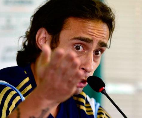 Valvidia dispara que está cansado das promessas e lamenta o momento do Palmeiras