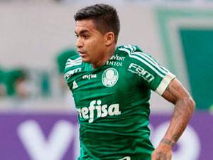 STJD diminui pena do atacante Dudu do Palmeiras pela agressão a árbitro