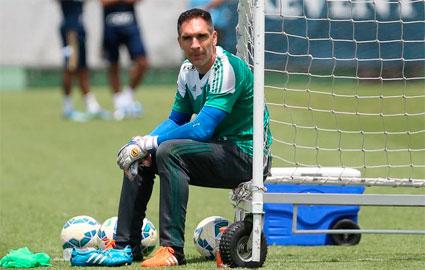 Prass ve Palmeiras bem preparado apos periodos de treinos