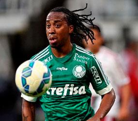 Arouca considera um Palmeiras mais forte e cogita uma vitoria em cima do Santos