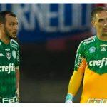 Palmeiras foca em seu primeiro titulo do ano no jogo contra o rival nessa libertadores