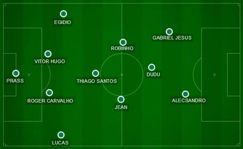 Palmeiras define o elenco pra jogo contra o XV de Piracicaba na quinta-feira