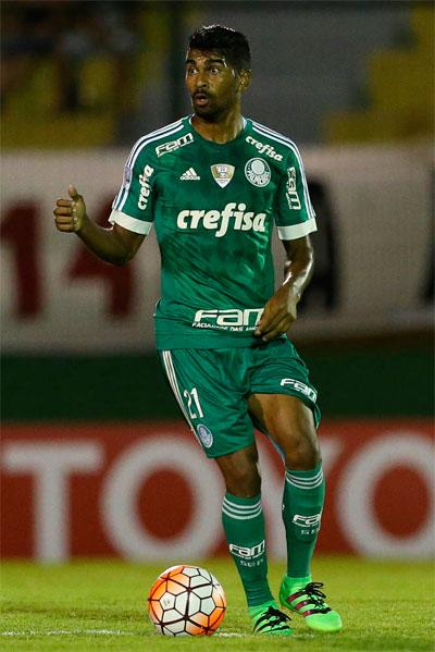 Palmeiras empata com River Plate-URU na libertadores 2016
