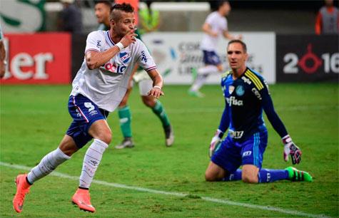 Palmeiras perde em casa para Nacional do Uruguai na Libertadores