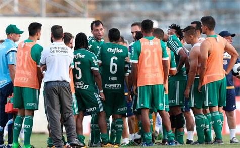 Palmeiras perde mais uma vez e tem o pior desempenho em início de temporada