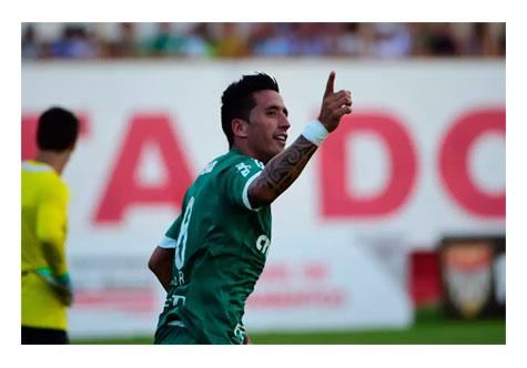 Palmeiras vence e rebaixa o Mogi Mirim no Campeonato Paulista 2016