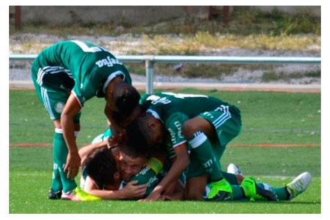 Palmeira está na final do Mundial sub 17 contra Real Madrid