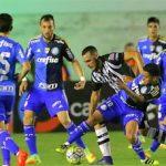 Palmeiras perde para o Botafogo, mas se classifica na Copa do Brasil 2016