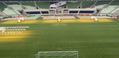 19 mil ingressos já foram vendidos para o jogo contra o Botafogo pelo Brasileirão 2016