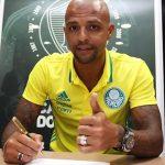 Palmeiras contrata Felipe Melo para elenco em 2017