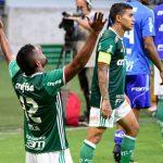 Borja estreia marcando e Palmeiras goleia Ferroviária por 4 x 1